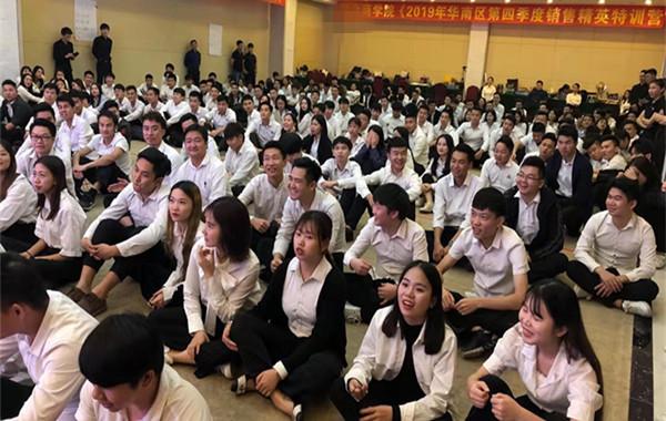 9.郭敬峰授课深圳某咨询公司《感恩激励培训》.jpg